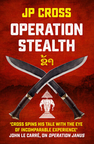 Operation Stealth by JP Cross