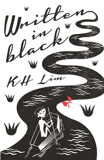 Written in Black by KH Lim