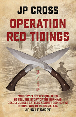 Operation Red Tidings by JP Cross